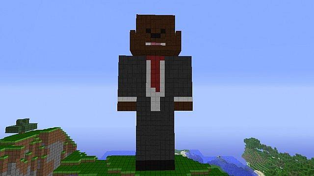 JeromeASF Bacca Statue Minecraft Project Jeromeasf Skin Planet Minecraft