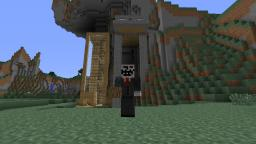 TROLL Survival house Minecraft