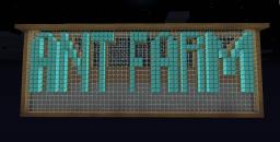ANT FARM Minecraft Map & Project