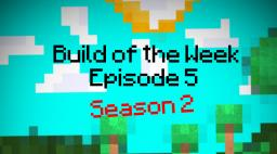 Build of the Week - Server Edition Week 3 Minecraft Blog Post