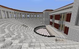 Roman Theater Minecraft Map & Project