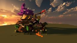 Plot Build - No.1 Minecraft Map & Project
