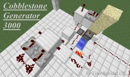 [1.7.2/4] Cobblestone Generator 3000! Special part 2 Minecraft Map & Project
