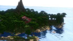 Jura Island ft. Eytrax Minecraft Map & Project