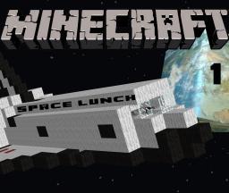 Space Lunch - Minecraft Animation Minecraft Blog