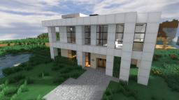 Keralis Inspired Modern Home Minecraft Map & Project