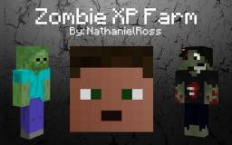 Zombie XP Farm Minecraft Map & Project
