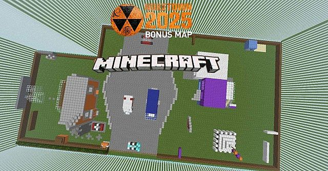 flag day crafts nuketown 2025 pvp map classes and more minecraft project 2025