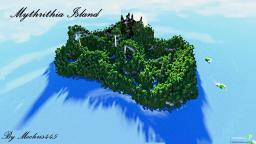 Mythrithia Island, The Forgotten Arches of Time Minecraft Map & Project