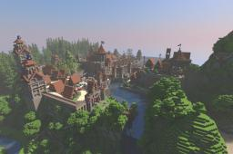 Endor - A hero's quest (Skyrim/ LOTR inspired) NOT DONE Minecraft Map & Project