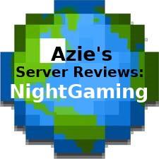 Server Review - Night Gaming Minecraft Blog Post