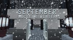 September: Nuclear Winter [32x32] [Realistic] [Post-Apocalyptic] Minecraft