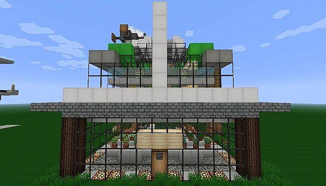 Green House An Eco Friendly Modern House Like
