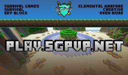 SGPvP | Survival Games | SkyBlock | Factions | Creative