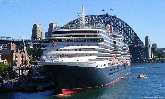 Queen Victoria Ship Tour