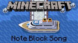 Minecraft Note Block Song: Pokemon: S.S. Anne Minecraft