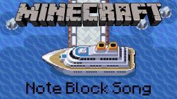 Minecraft Note Block Song: Pokemon: S.S. Anne Minecraft