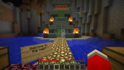TRUE surviving Minecraft Map & Project
