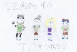 Team 10 Drawing! (Special 16 Subscribers) Minecraft Blog