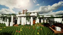 Villa Villeneuve Minecraft Map & Project
