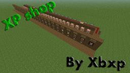 XP shop Minecraft