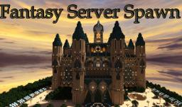 Fantasy Server Spawn [Download Now Available] Minecraft Map & Project