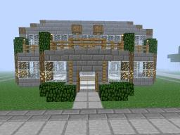 Modern Home Minecraft Map & Project