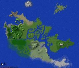 Ferevena Minecraft Map & Project