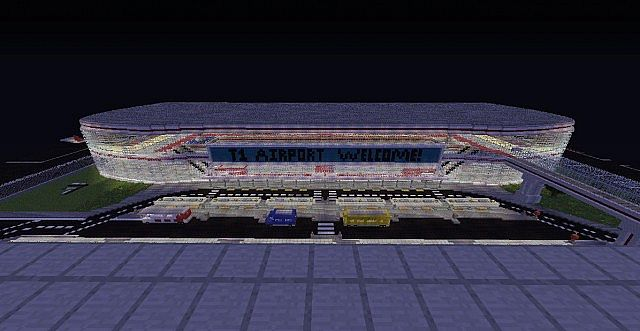 minecraft airport largest in - photo #19
