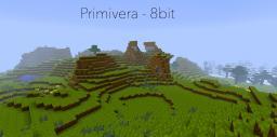 Primavera - 8bit Minecraft Texture Pack