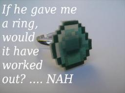 My Minecraft Marriage (Part I) Minecraft