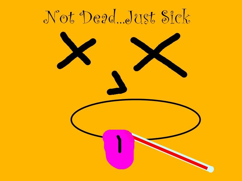 sakit, sick
