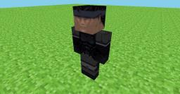 Solid Snake - HD Skin Minecraft Blog Post