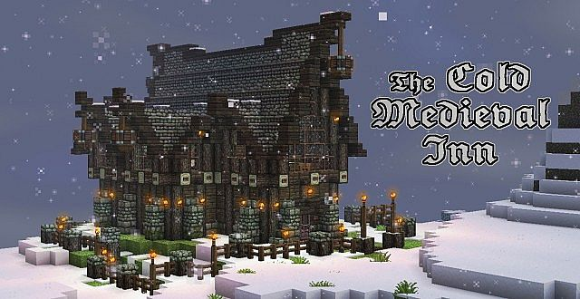 The Cold Medieval Inn Minecraft Project : the coldmedievalinn4927569 from www.planetminecraft.com size 640 x 330 jpeg 55kB