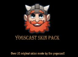 Yogscast Skin Pack (Over 30 skins made by the yogscast) Minecraft