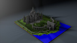 Royal Palace -The Garden Of The King Minecraft Map & Project