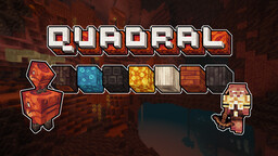 Quadral {1.16.1} Minecraft Texture Pack
