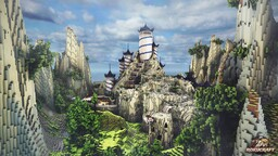 Southern Air Temple | Rokucraft Minecraft Map & Project