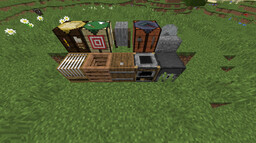 Classical Style - WorkBench & Villagers Minecraft Texture Pack