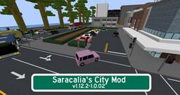 [1.12.2][Forge] Sarcalia's City Mod - v1.12.2-1.0.02 Minecraft Mod