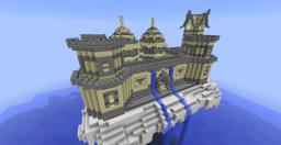 =-Sky Castle-= Minecraft Project
