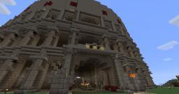 Amphitheatrum Flavium (100% legit survival build) Minecraft Map & Project