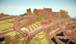 The City of Ivy River Minecraft Map & Project