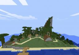 Total Drama Island Minecraft Project
