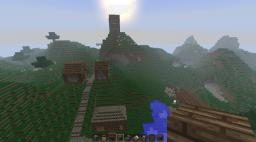medieval town BIG update 2nd march 2013! Minecraft Map & Project