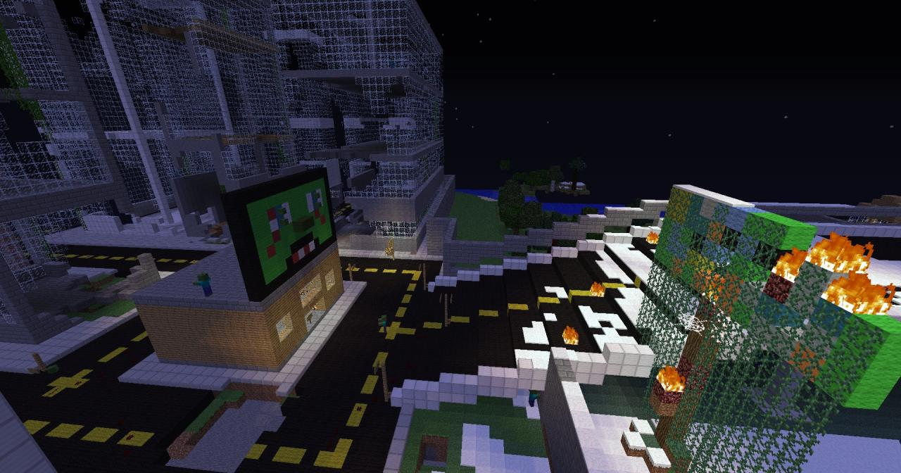 Zomb craft zombie survival dayz hunger games for Zombie crafting survival games