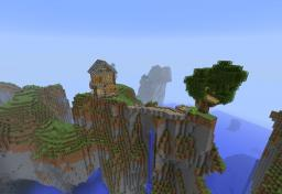 Mountain House Minecraft