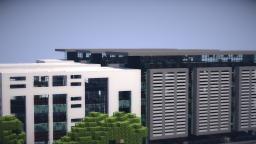 Greenfield Project - Millenium Bank Headquarters Minecraft Map & Project