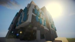 Greenfield Project - Lincoln Port Apartments Minecraft Project