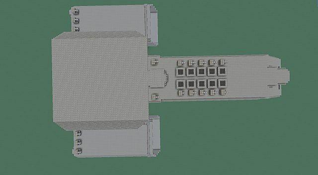 BC-304 Athena (my version of Daedalus)